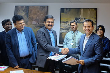 Thubmnail image: BRAC and KfW to set up a trust for climate change adaptation in Bangladesh