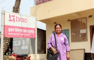 BRAC partners with TOMS to provide safe births
