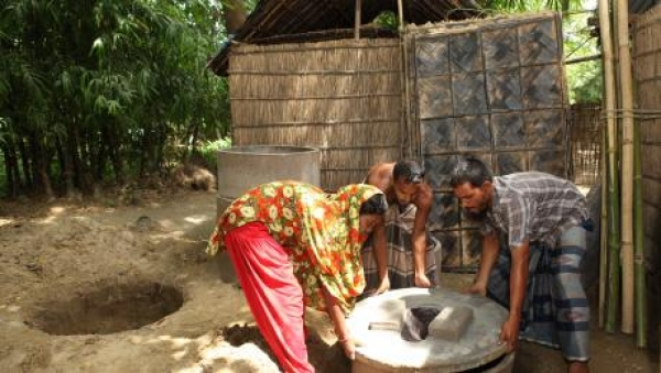 BRAC WASH : learning from WASH experiences in Bangladesh