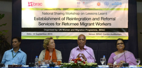 Govt lacks policy for reintegration of returnee migrant workers