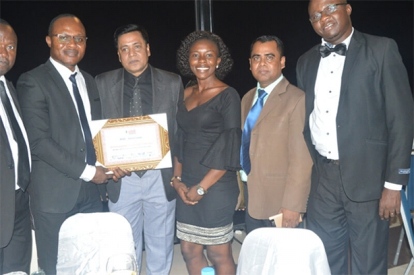 "BRAC Sierra Leone receives 2018's ""Most Outstanding NGO Award"""