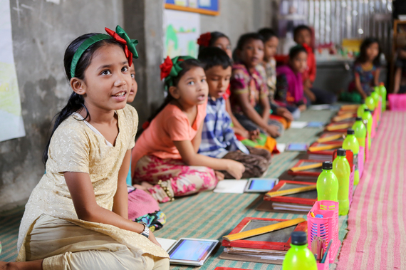 Primary Schools in Bangladesh to Go Digital