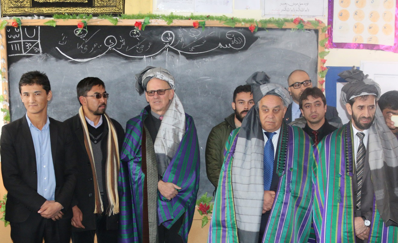afghanistan-school-inaguration