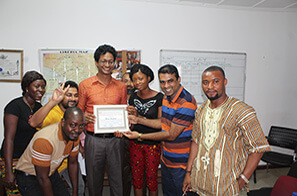 Liberia-awarded-Outstanding-International-NGO-front